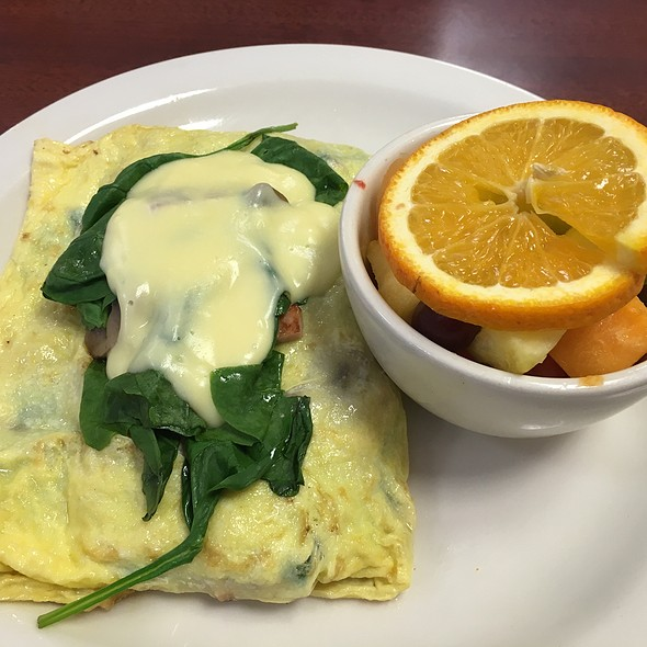 Florentine Omelete @ Eggs N Things