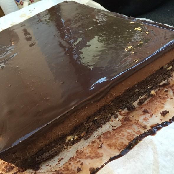 Chocolate Brownies @ My Home, UK