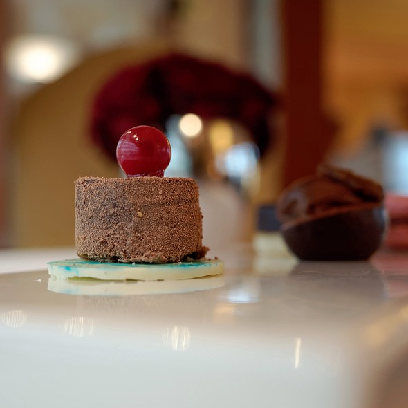 Chocolate Cake @ Oro e Argento
