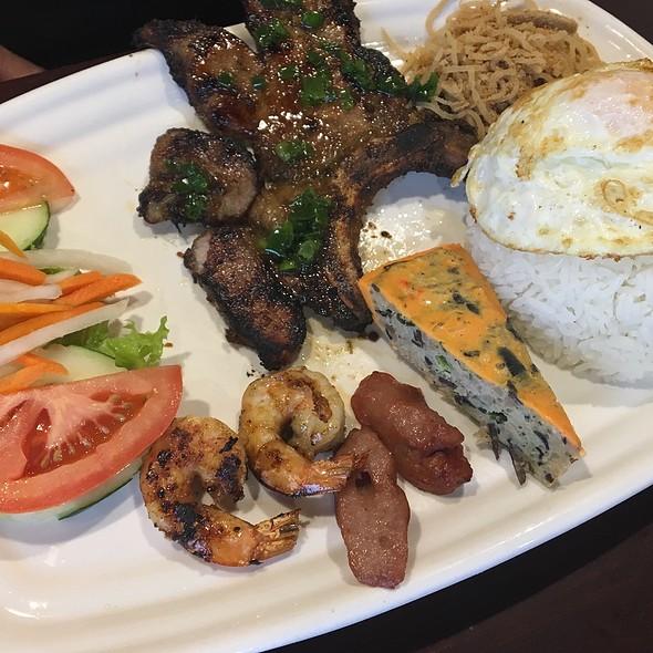 Com Thit Nurong Dac Biet @ Vietnamese Noodles
