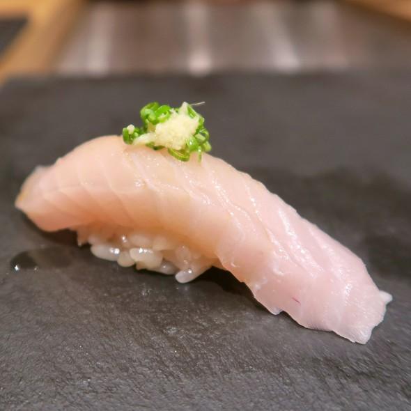 Spanish Mackerel Sushi