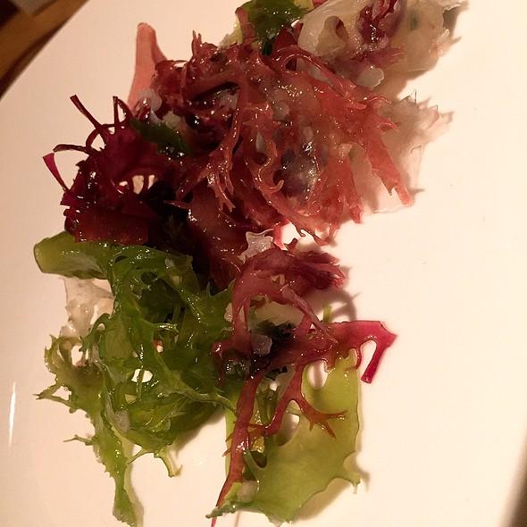 Fresh Seaweeds