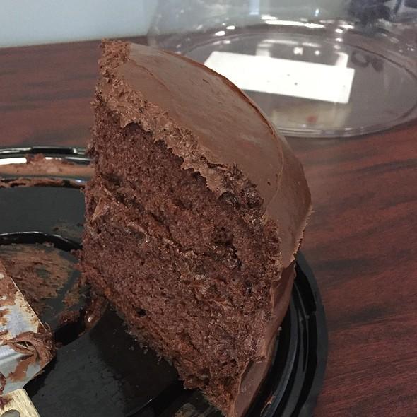 Chocolate Cake @ Portillo's