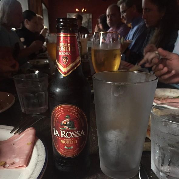 Birra Moretti Beer La Rossa