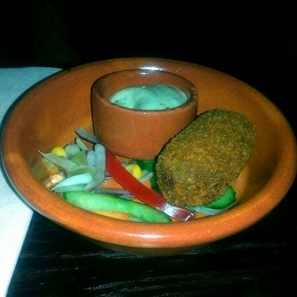Angus Beef Croquette
