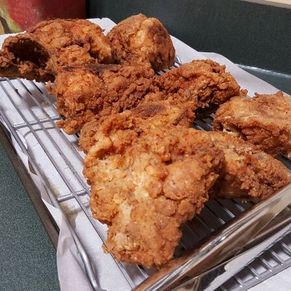 Best Home-cooked Southern Fried Chicken Of All Time