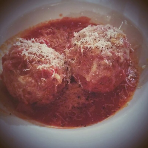 Kobe Beef Meatballs @ Davio's Northern Italian Steakhouse