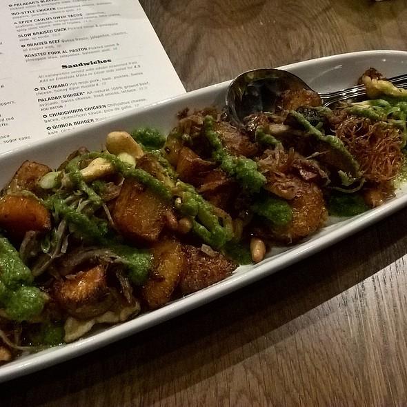 Sweet Potato & Duck Hash @ Paladar Latin Kitchen & Rum Bar