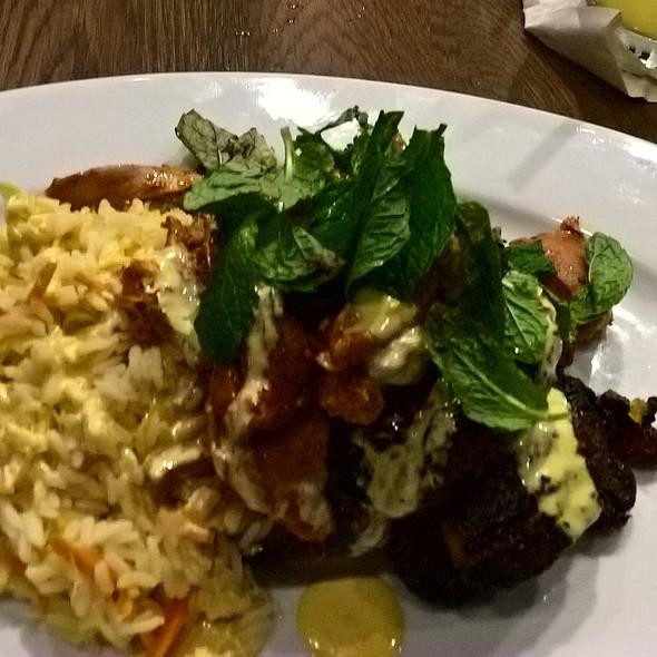 Slow Smoked Pulled Chicken @ Paladar Latin Kitchen & Rum Bar