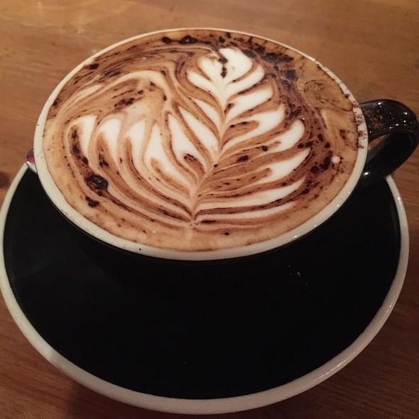 Skinny Cappuccino @ Brew Espresso & Wine Bar