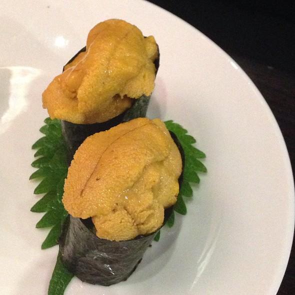 Uni Sushi @ Yokozuna