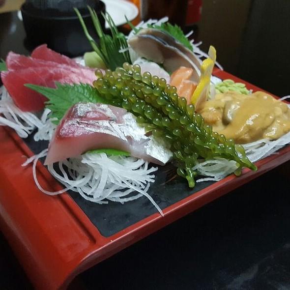 Sushi Set @ Hatsu Hana Tei