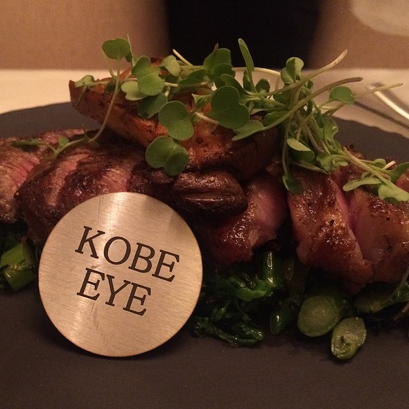 Kobe Ribeye @ SW Steakhouse