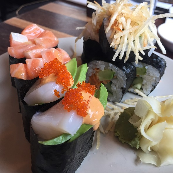 Sushi @ Suzume