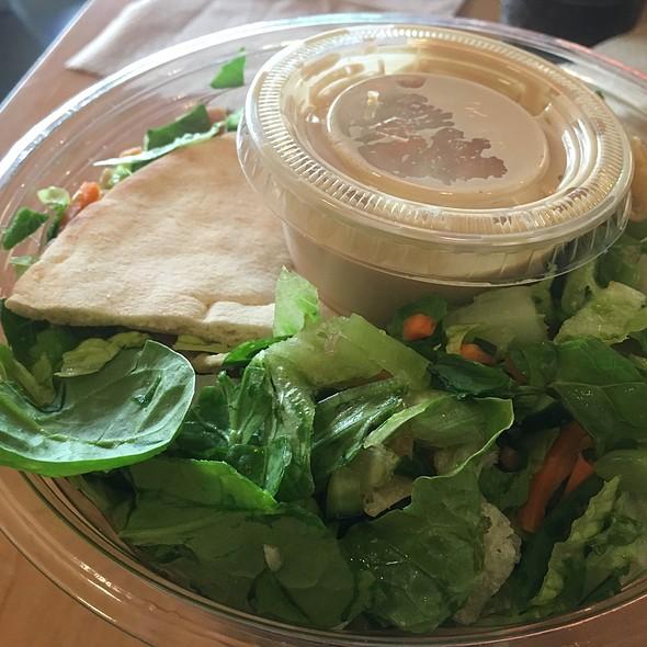 Seared Samurai @ Simply Salad