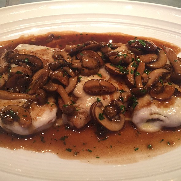 Veal Scaloppini - Cucina by Wolfgang Puck, Las Vegas, NV