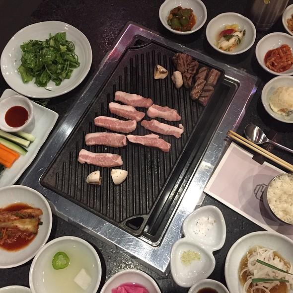 Pork Jowl @ Goong Korean BBQ Restaurant