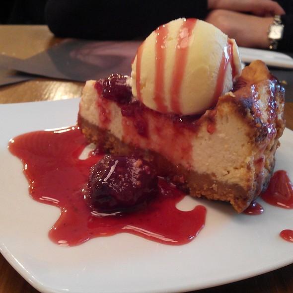 Cheesecake @ La Casa Tomada