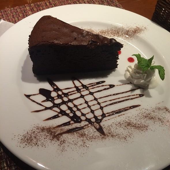 Gateau chocolat @ 壁の穴