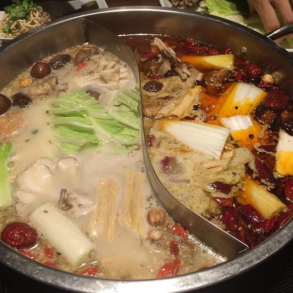 Mongolian Hotpot @ 中国火鍋専門店 小肥羊 渋谷店