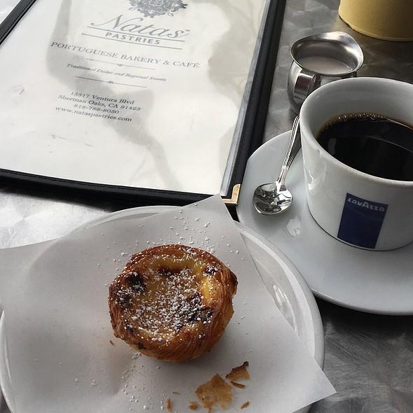 Pasteis De Natas (Portuguese Tarts) @ Natas Pastries, LA's Portuguese Bakery & Cafe