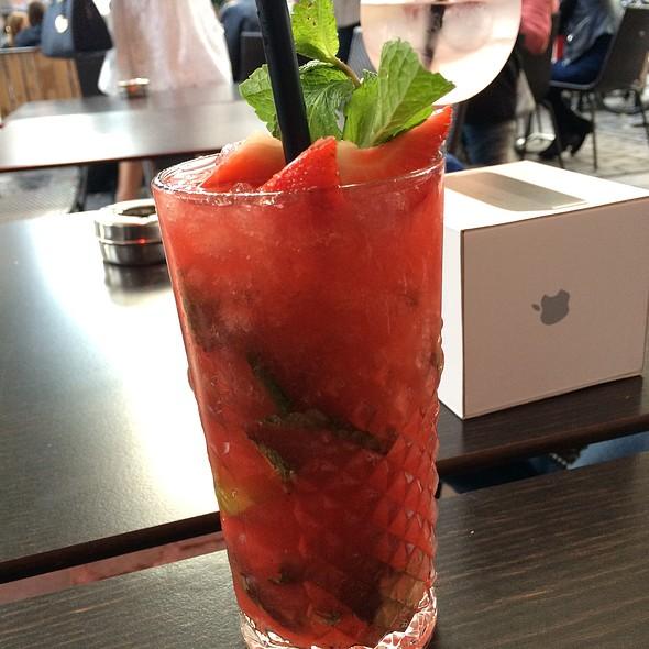 Strawberry Mojito @ Bar Nine