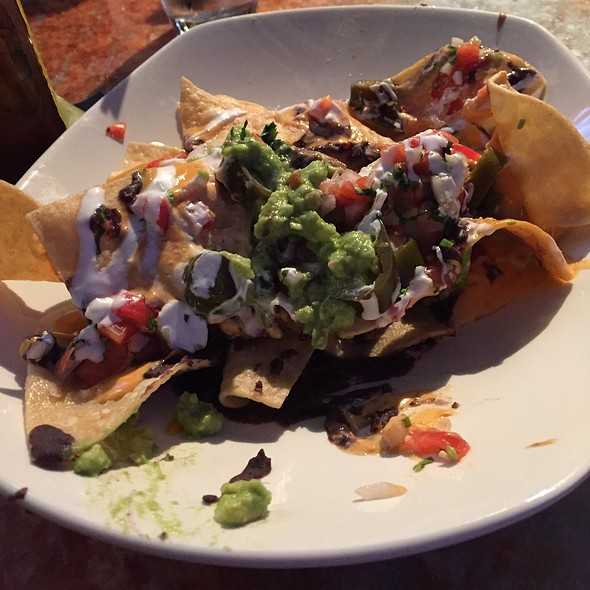 Nachos - Tacos & Tequila - Luxor, Las Vegas, NV