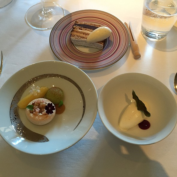 Assortment Of Dessers @ The French Laundry