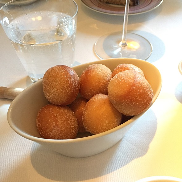 Donuts @ The French Laundry