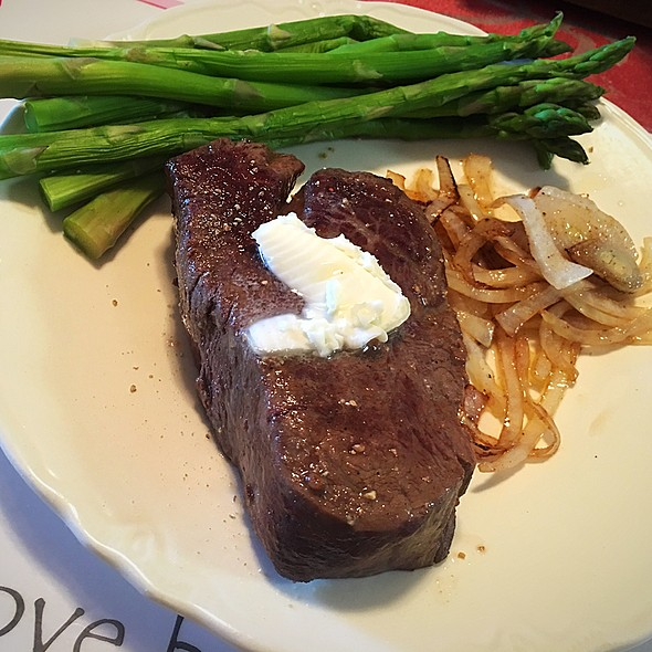 Filet Mignon @ Home - Hawaii