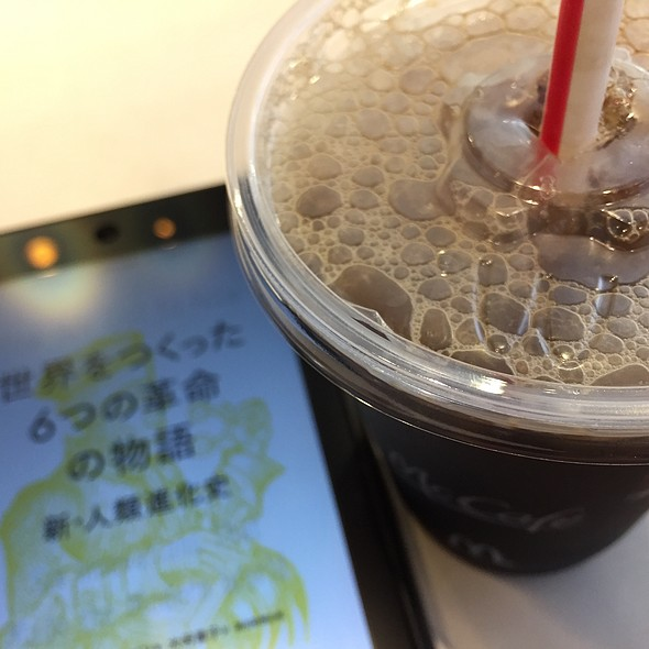 アイスコーヒー @ マクドナルド 東戸塚西口プラザ店