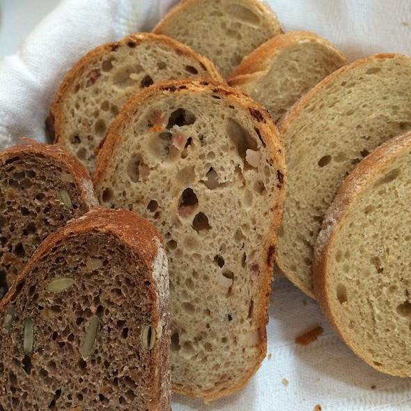 Bread Basket @ Klostergasthof Thallern