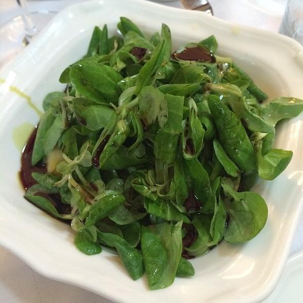 Side Salad @ Klostergasthof Thallern