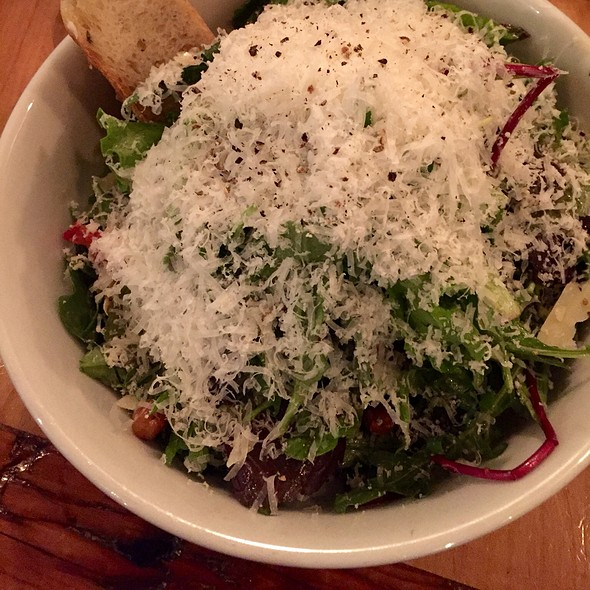 Arugula Salad @ Blue Barn Polk St.