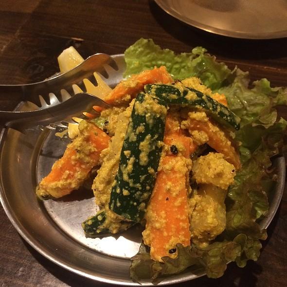 Pickled Vegetables @ NEPALICO