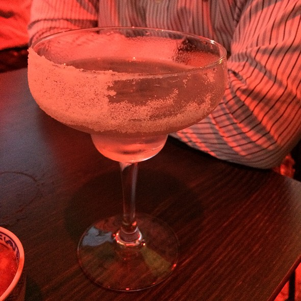 Lavander Margarita @ Bar Nine