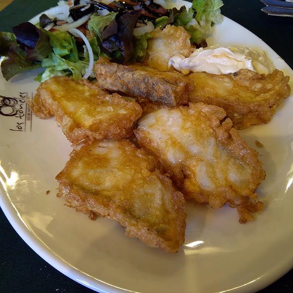 Fried Cod @ Los Toneles Astur-Cántabros