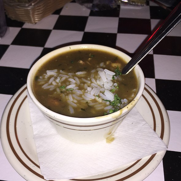 Chicken Andouille Gumbo @ Acme Oyster House