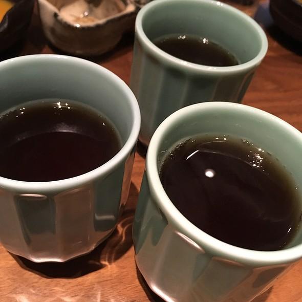 Hot Tea @ UOMAN