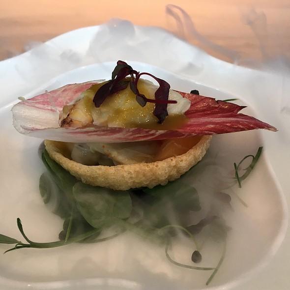 Blue Crab Salad @ Hkk