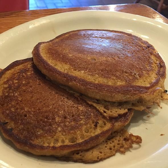 Pumpkin Spice Pancakes @ Cracker Barrel Old Country Str