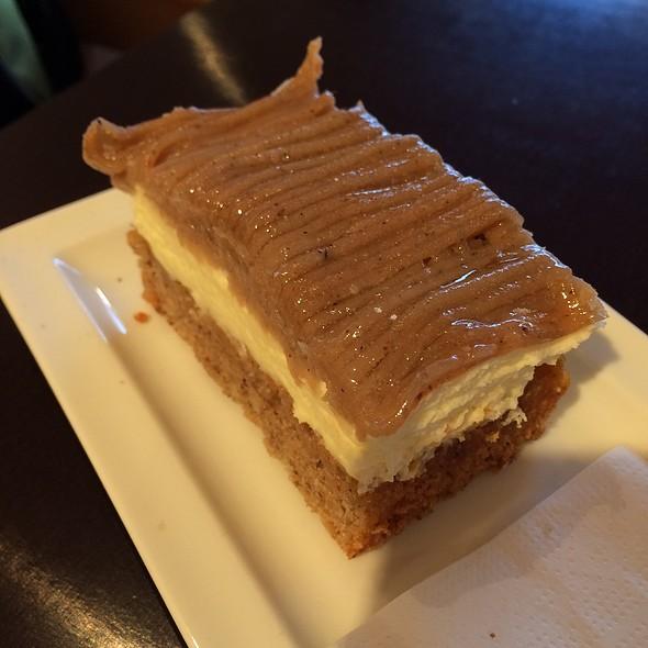 Chestnut Cake @ Der Mann der verwöhnt