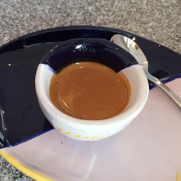 Espresso @ Monte Ofelio