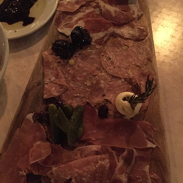 Charcuterie plate @ Little Next Door