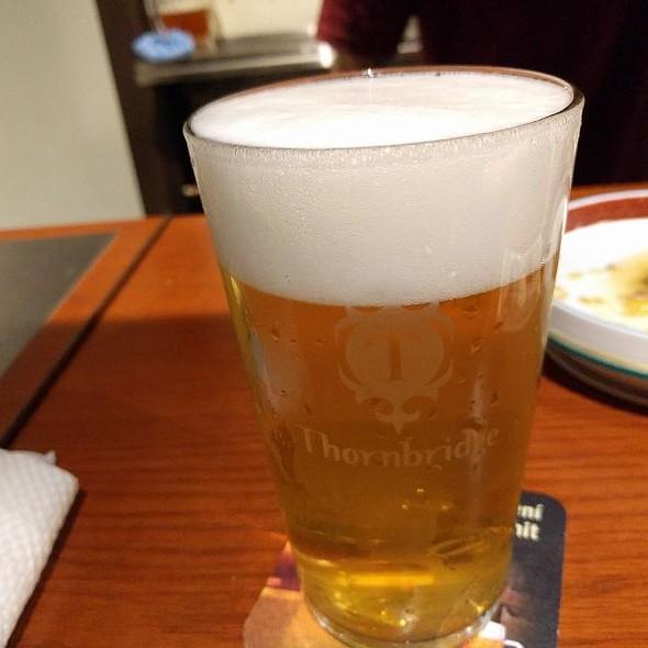 Thornbridge Brewery - Wild Swan @ Highbury