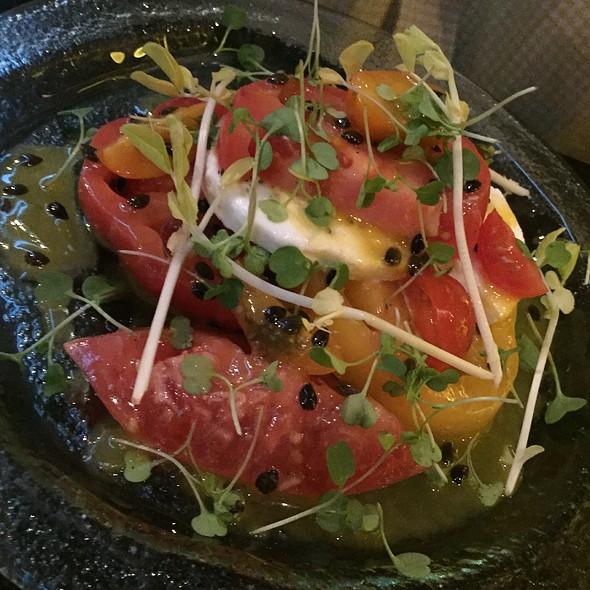 Tomatoes And Mozerella @ Marmalade Restaurant @ Old San Juan