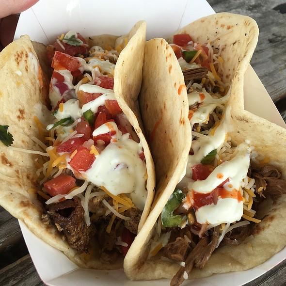 Food Truck Tacos @ Rollin Stone Food Truck