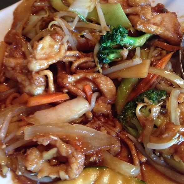 Chicken Chowmain @ Shanghai Garden