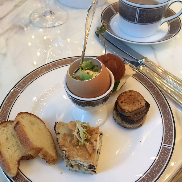 Afternoon Tea @ The Langham Chicago