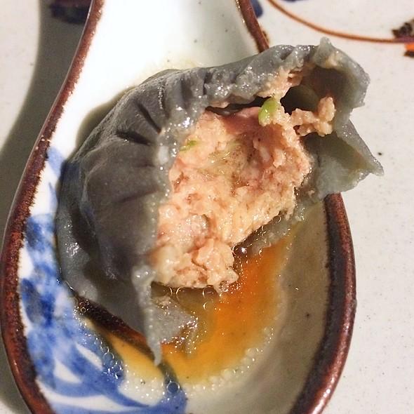Truffle Xiao Long Bao @ Imperial Lamian